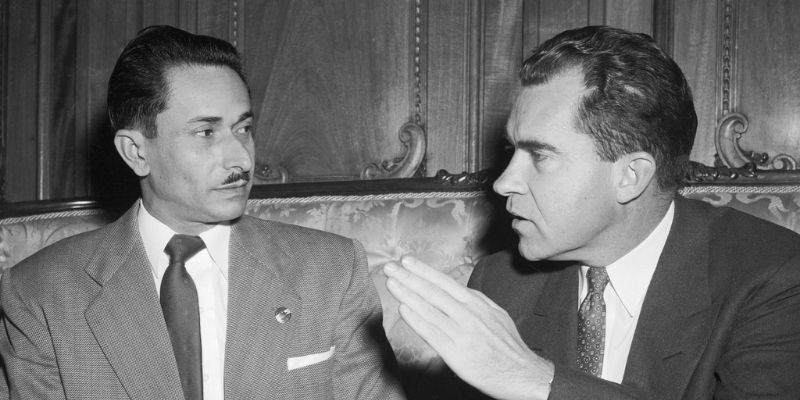 Gobernantes extranjeros que han visitado Guatemala