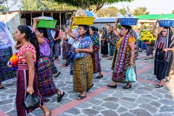 Historia del Reino Tz'utujil en Guatemala.