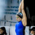Biografía de Gabriela Santis, nadadora guatemalteca