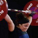 Biografía de Scarleth Ucelo, levantadora de pesas guatemalteca