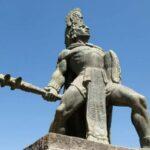 La historia de Tecún Umán, héroe k'iche'