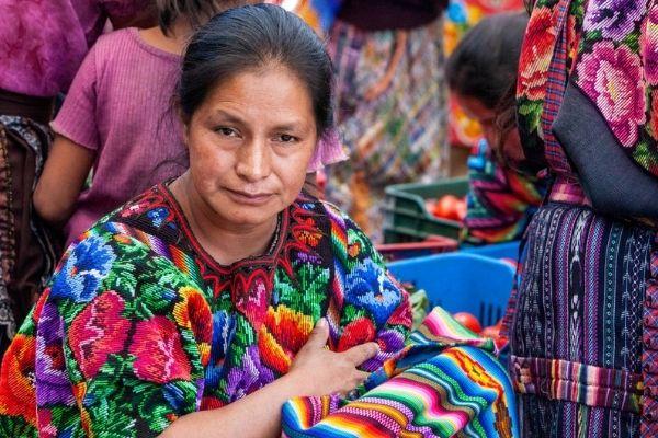 Historia de la comunidad K'iche' en Guatemala..