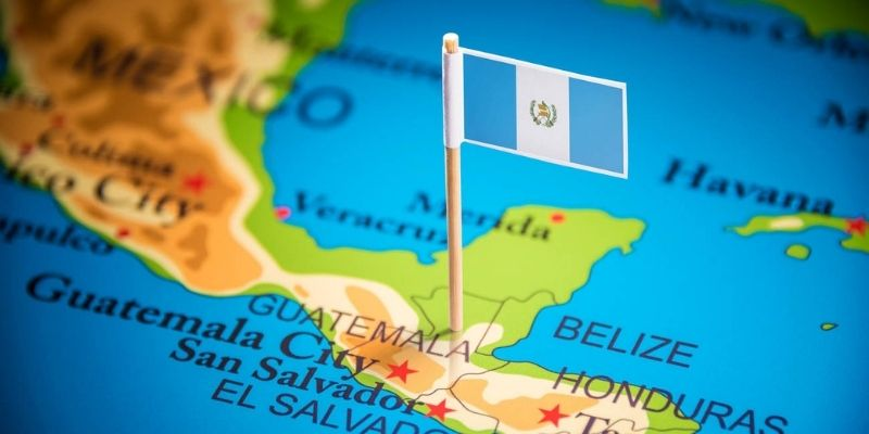 Significado de los nombres de los 22 departamentos de Guatemala