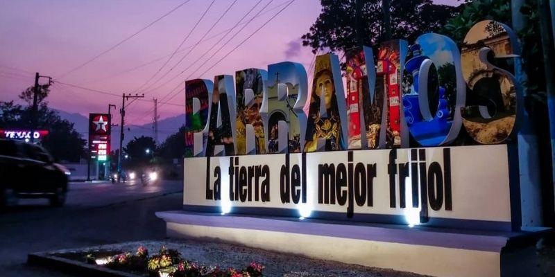 Municipio de Parramos, una de las tierras de cultivo de frijol en Guatemala
