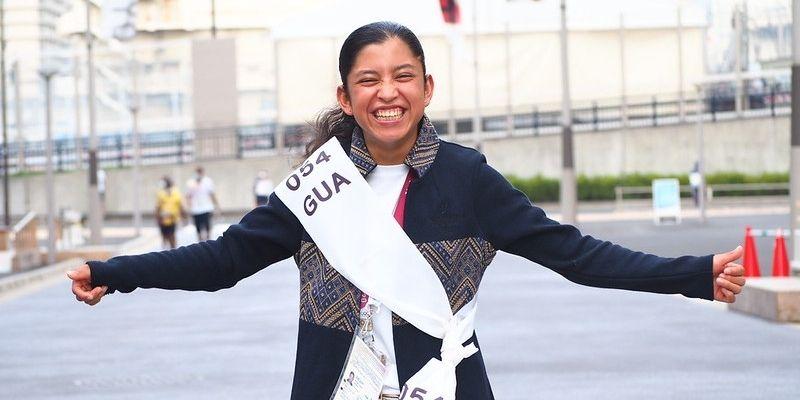 Biografía de Ericka Esteban, paraatleta guatemalteca