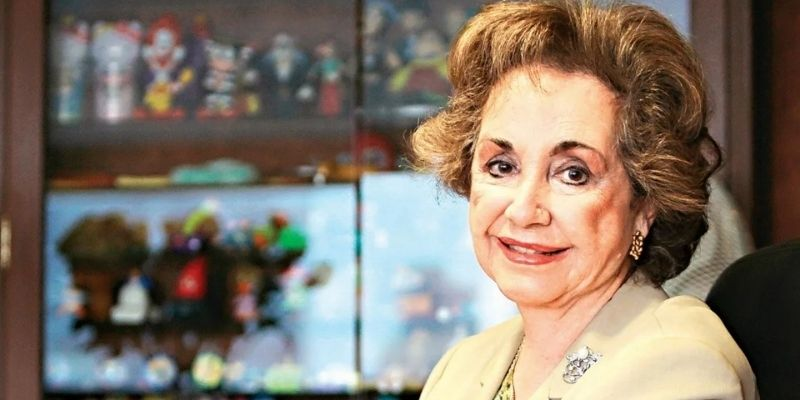 Biografía de Yolanda Fernández de Cofiño, creadora de la cajita feliz