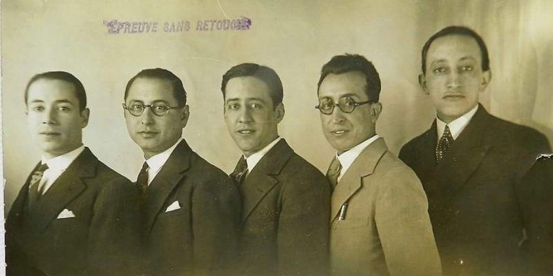 La generación de 1920 de Guatemala