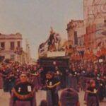 Las primeras procesiones de Semana Santa en Guatemala