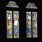 Los vitrales del Palacio Nacional de la Cultura
