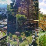 Lugares importantes de la Zona 5 de la Ciudad de Guatemala
