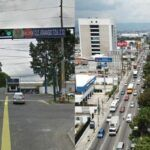 Principales Calzadas de la Ciudad de Guatemala