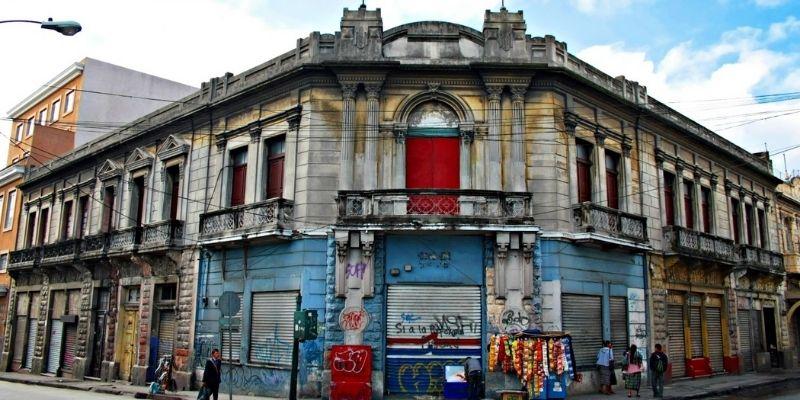 Los barrios del Centro Histórico de Guatemala