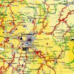Historia del ordenamiento territorial de Guatemala
